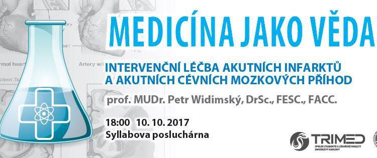 Intervenční léčba akutních IM a akutních CMP